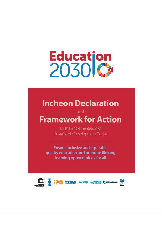 UNESCO et al. 2015 | Education 2030