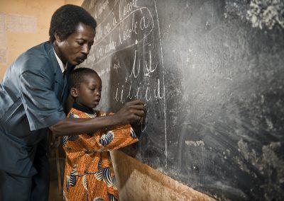 Onderwijshulp gezien vanuit het Zuiden