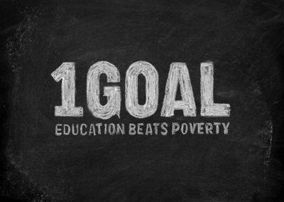 2010 | 1Goal, financiering voor onderwijs