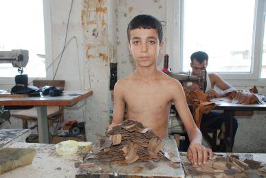 AOb | Lespakket Kinderarbeid 'Leerschool'