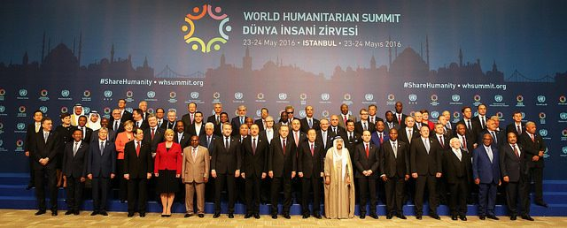 (c) World Humanitarian Summit