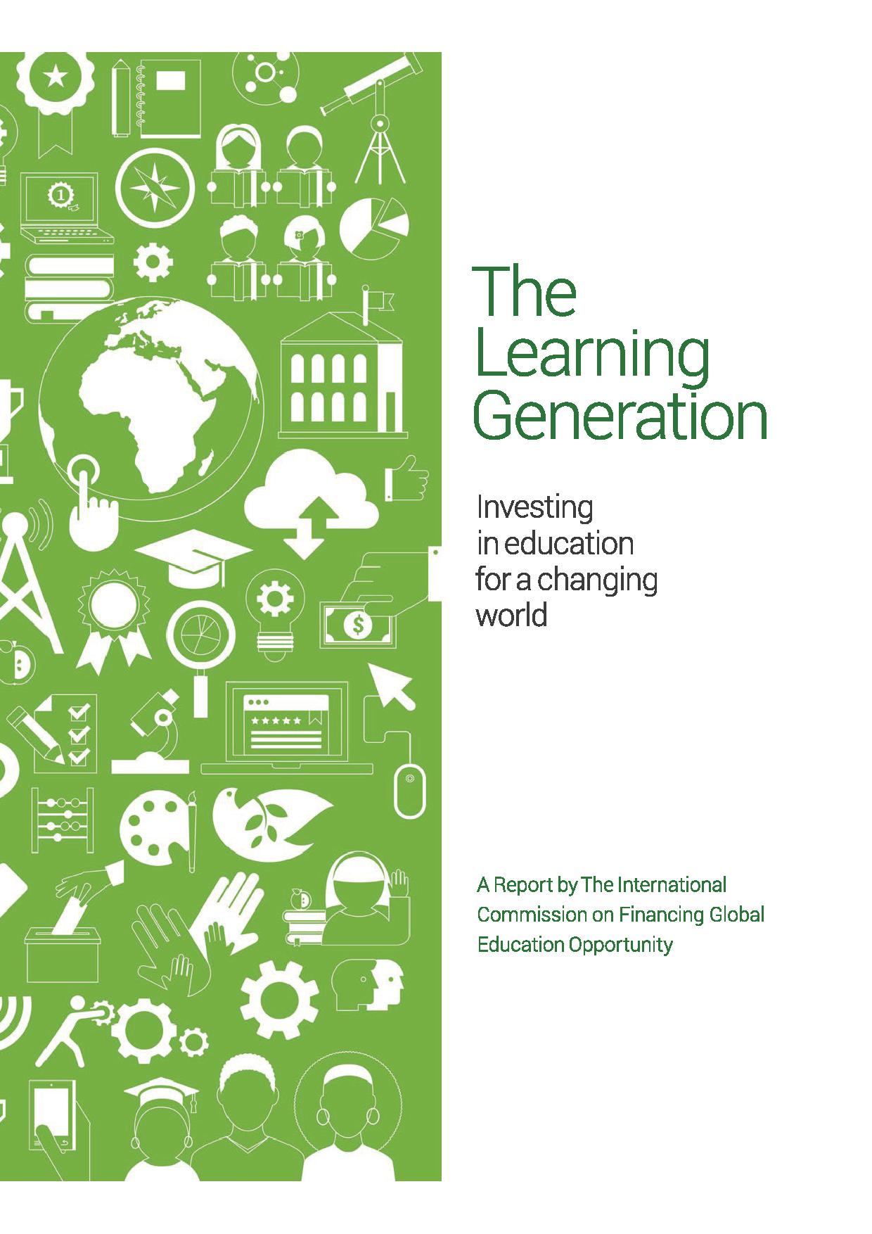 Education Commission 2017 | The Learning Generation