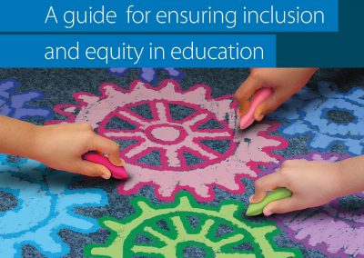 UNESCO 2017 | A Guide for ensuring inclusion and equity in education