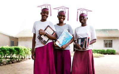 Oproep 755.000 mensen: meer geld naar onderwijs voor meisjes