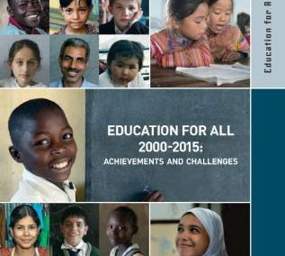 GEMR 2015 | Education for All