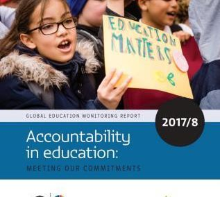 Who is accountable for the right to education in the South? (GEMR 2017/18)