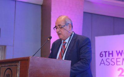 Nieuwe voorzitter GCE: Refat Sabbah
