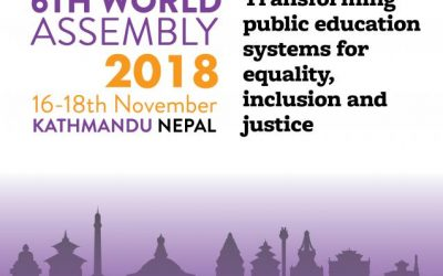 Zesde GCE World Assembly in Nepal