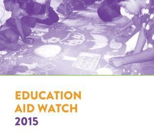 GCE 2015 | Education Aid Watch Report