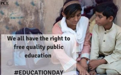 24 januari: Internationale Dag van het Onderwijs