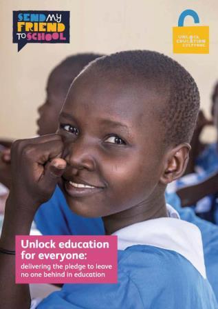 GCE-UK 2019 | Unlock Education for Everyone