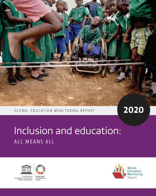 GEMR 2020 I Inclusion and Education