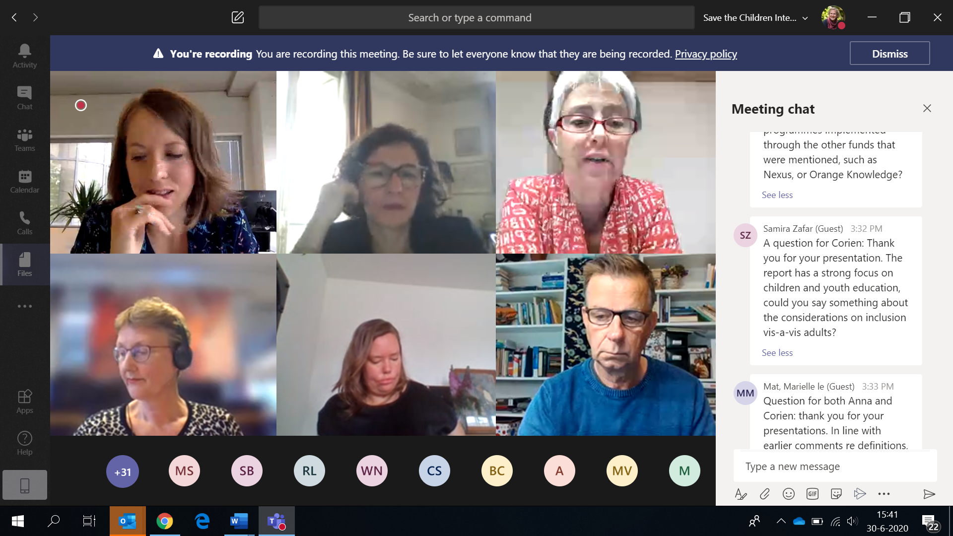 Terugkijken Webinar 30 juni – Global Education Monitoring Report