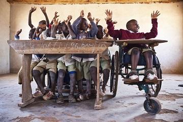 GCE-café on disability inclusive education
